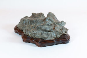 Japan Suiseki (Japanese 'Landscape Scene' Stone) Shelf-Top