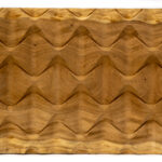 """Geometric Patterns"" Studio Carving, David Alan Original Design"