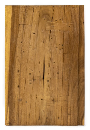 """Craftsman Door"" Studio Carving, David Alan Original Desing"