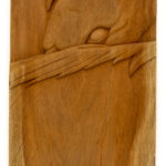 "Studio Carvings ""Peeking Duck"" Studio Carving Wall-Mount"