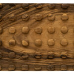 """Dots Texture"" Studio Carving, David Alan Original Desing"