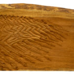"""Sand Dunes"" Studio Carving, David Alan Original Design"