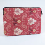 "15"" Laptop Cover of Vintage Kimono Fabric"