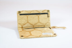 Vintage Kimono Fabric Accessories Clutch Purse of Vintage Kimono Fabric David Alan Designs