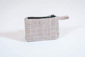 David Alan Designs Coin Purse of Vintage Kimono Fabric