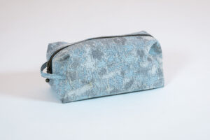 David Alan Designs Dopp Kit of Vintage Kimono Fabric