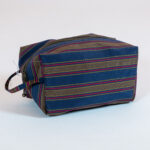David Alan Designs Dopp Kit of Vintage Kimono Fabric