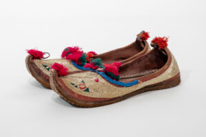 Afghani Pashtun Wedding Slippers