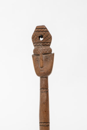 Wooden Back Scratcher from Sulawesi, Indonesia