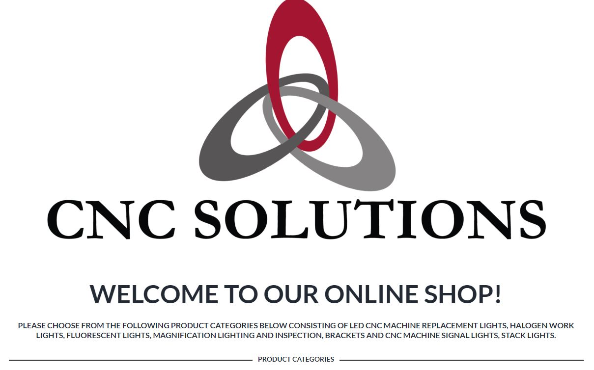 The newest and best-selling Products at CNC Solutions