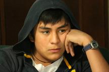 Hispanic teen upset
