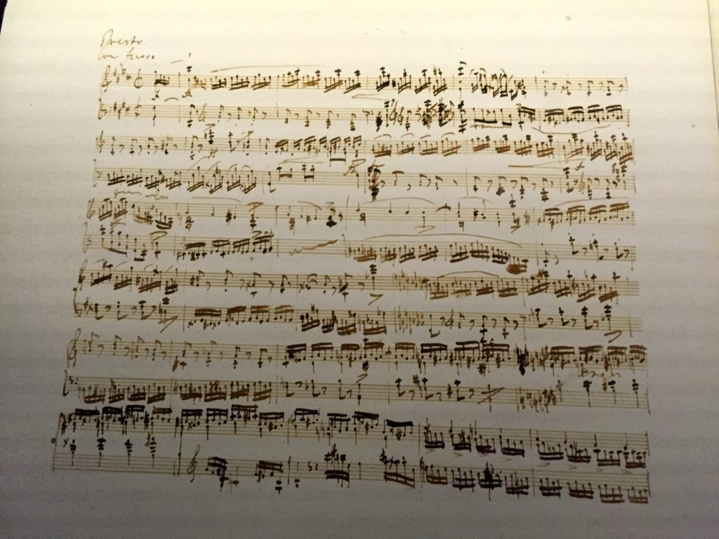 chopin-museum-sheet-music