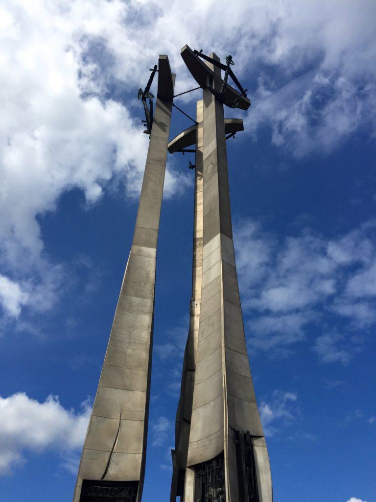 european-solidarity-centre-monument