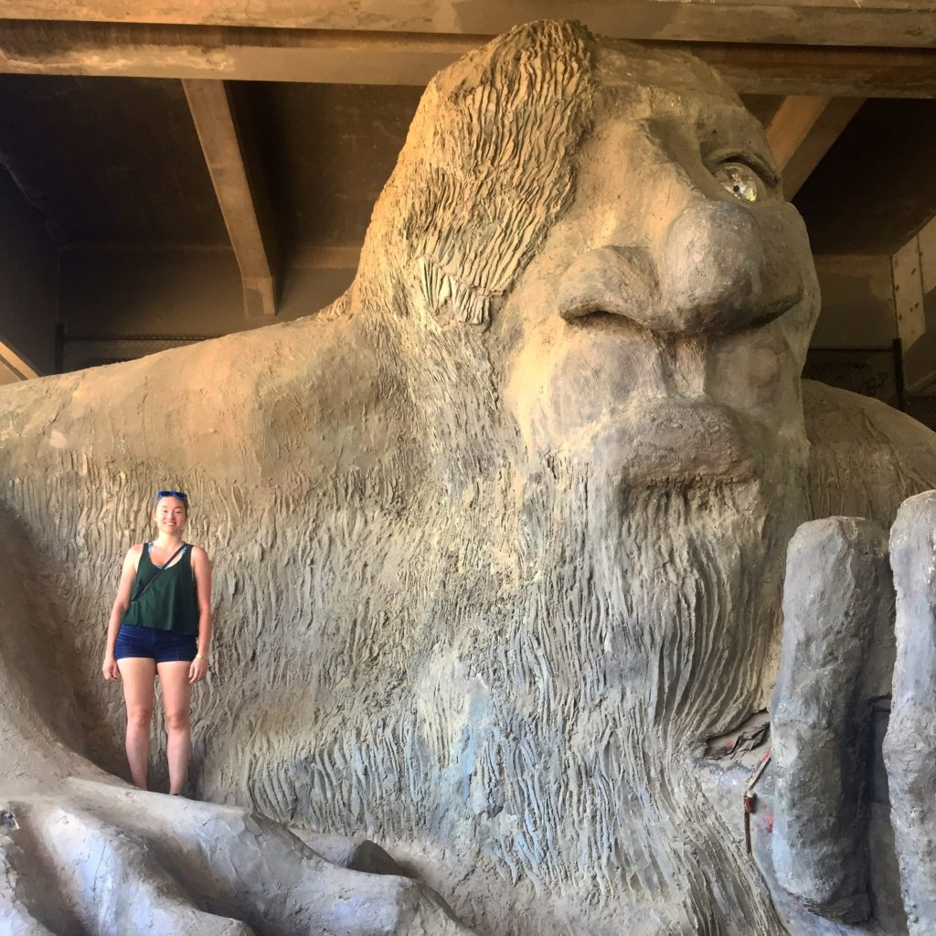 top-seattle-attractions-fremont-troll