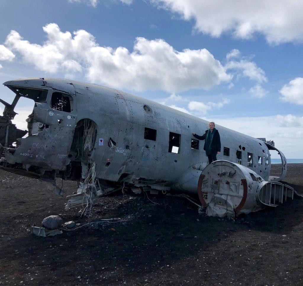 sólheimasandur-plane-wreck-iceland-travel-diary