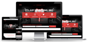 andrew maff fully responsive website