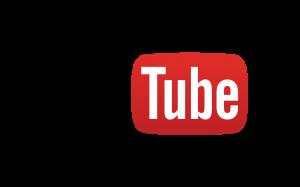 youtube logo in color