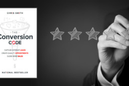 the conversion code book review star rating