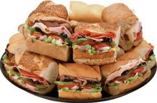 Catering and Deli Platters