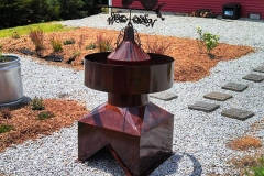 Outdoor Metal Decor-RAW Metal Works