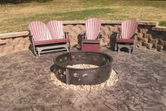 Patio-metal-firepit-RAW Metal Works