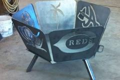 Reds-Firepit-RAW Metal Works