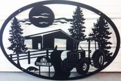 Pioneer-sign-RAW Metal Works