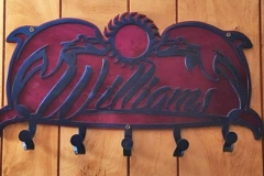 Williams-sign-RAW Metal Works