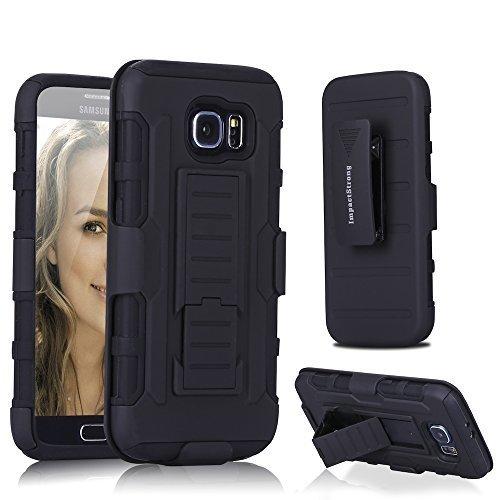 Samsung-S6-Case-ImpactStrong-BeltClip-Kickstand-Samsung-Galaxy-S6-Dual-Layer-Holster-Cover-with-Locking-Belt-Swiv-B016B0716S