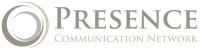 Presence Communication Network Logo