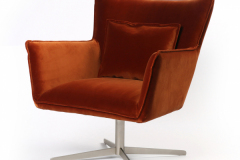 Swivel Chair Velvet