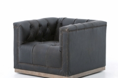 Maxx swivel armchair