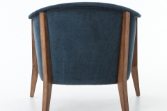 Nomad armchair back