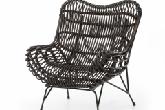 Rattan-Armchair indoor & outdoor