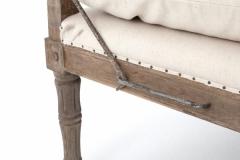 Versailles Chaise leg