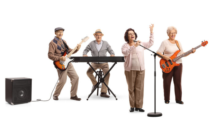 Music Therapy Can Improve Issues Affecting Seniors