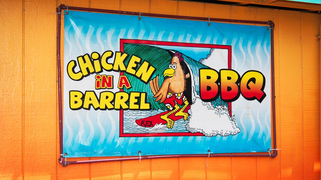 What Inspired Chicken In A Barrel's First Franchise Partners