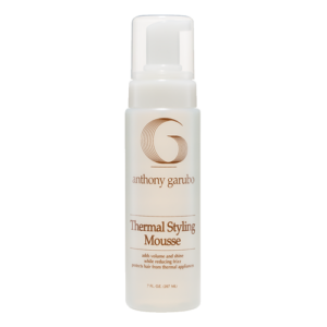 Thermal styling mousse