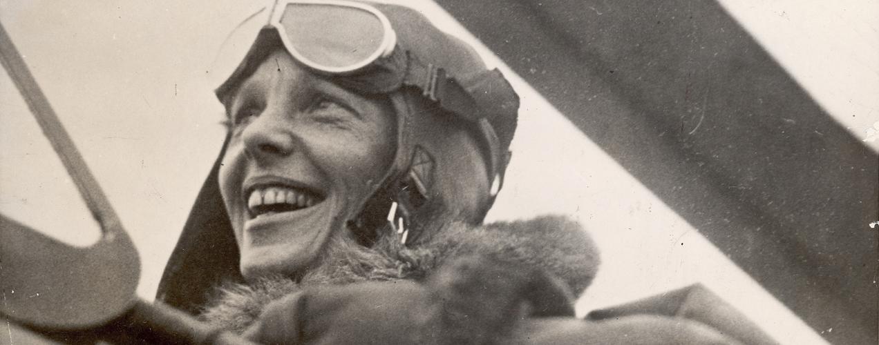 The Earhart Club, Inspired by Amelia Earhart