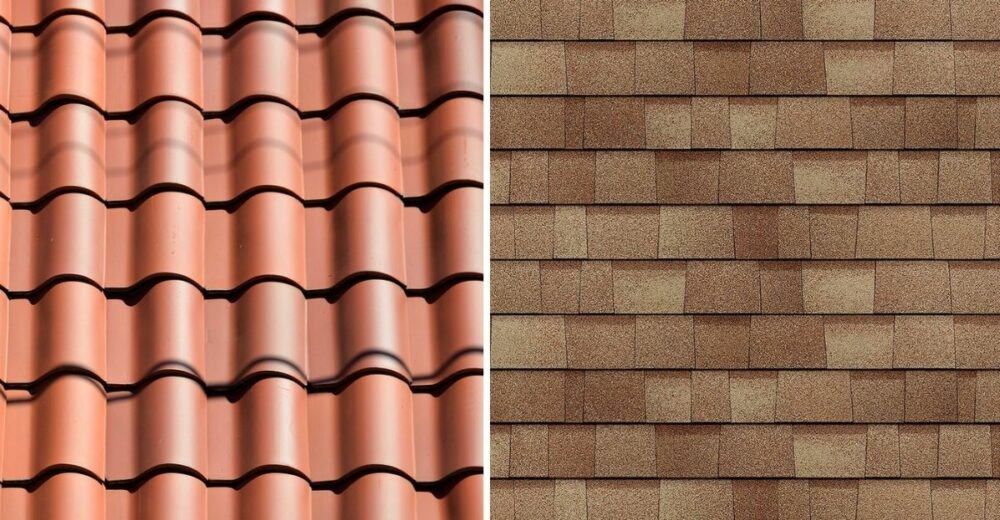 Tile Roofing or Shingle Roofing? Which is a Better Solution?