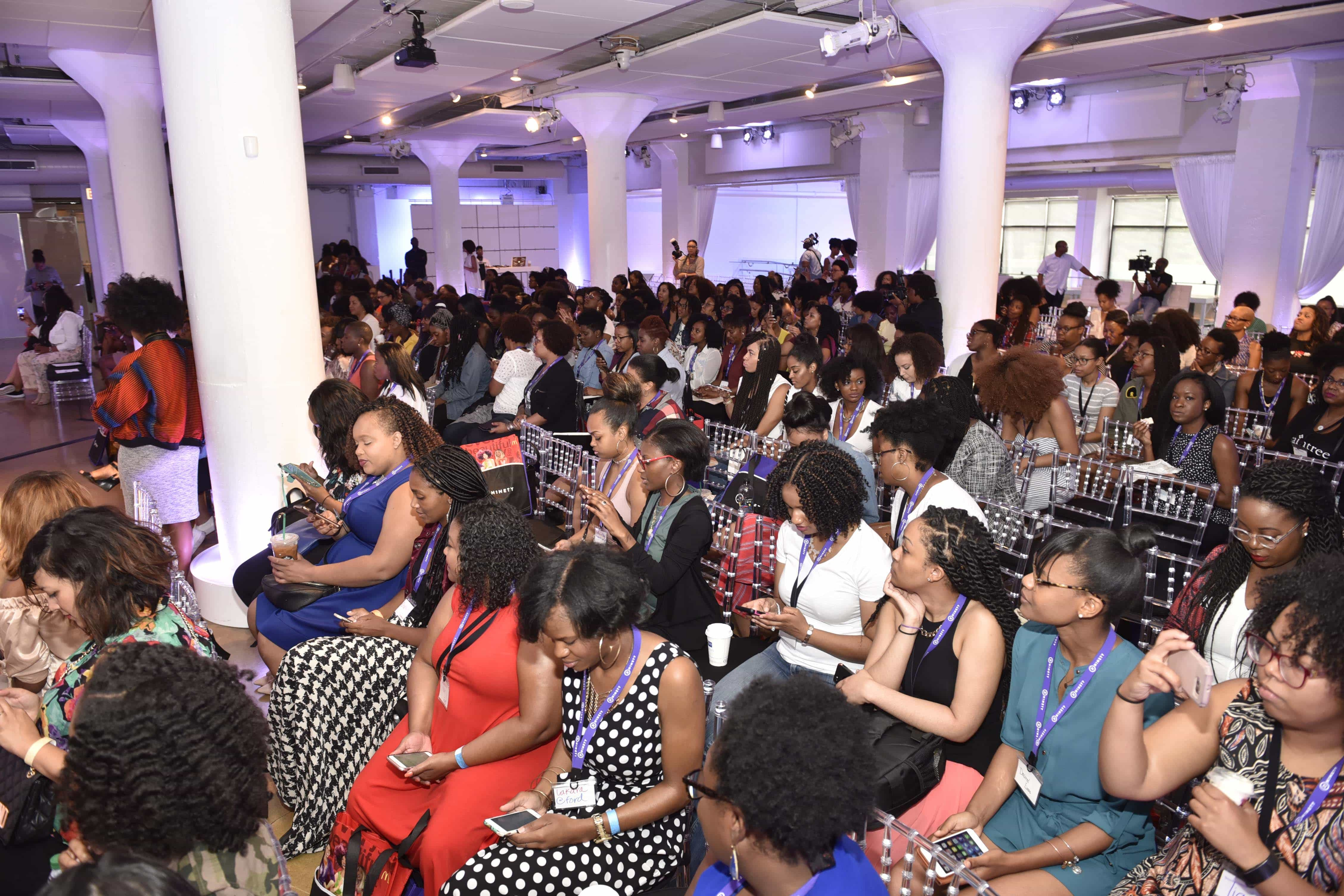 Blavity EmpowerHer '17 Conference Sponsored by Ford Motor Company.