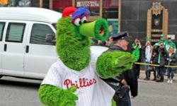 Philly Phanatic Trademark Feud