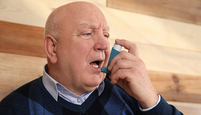 Red flags for COPD