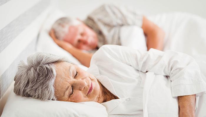 Return to a good night's sleep