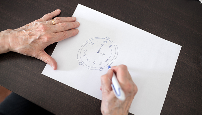 What's in an Alzheimer's test?