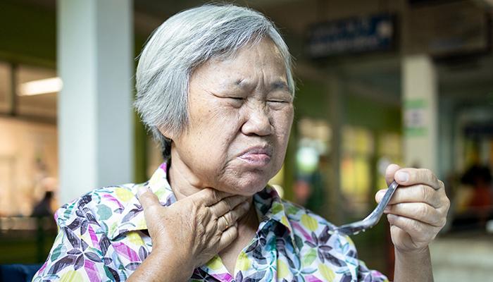 Help prevent choking