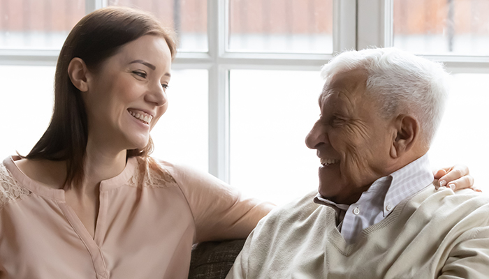 Dementia and communication: Listening