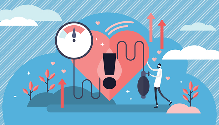 When high blood pressure goes untreated
