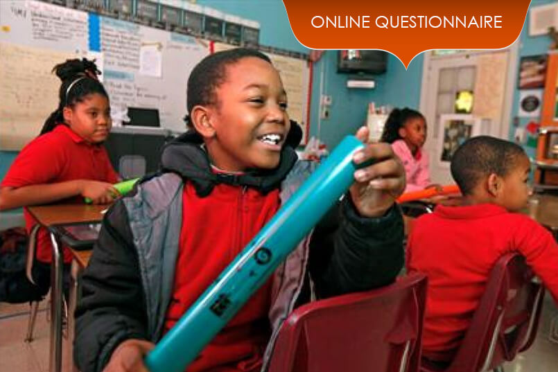 Progression and Technology Online Questionnaire
