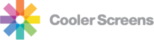 CoolerScreens logo